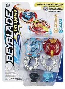 фото Игровой набор волчков Hasbro Beyblade, 2 в 1 (B9491) #4