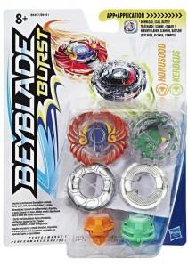 фото Игровой набор волчков Hasbro Beyblade, 2 в 1 (B9491) #2