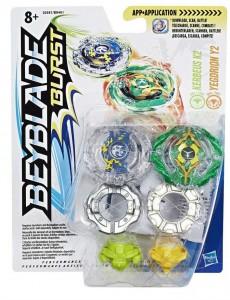 фото Игровой набор волчков Hasbro Beyblade, 2 в 1 (B9491) #7