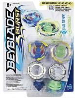 Игровой набор Hasbro Beyblade Burst: 2 волчка 'Valtryek and Unicrest Волтраек и Юникрест' (B9491/B9492)