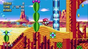 скриншот Sonic ManiaPlus Nintendo Switch #8