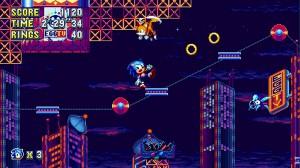 скриншот Sonic ManiaPlus Nintendo Switch #5