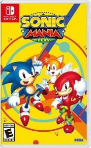 игра Sonic ManiaPlus Nintendo Switch
