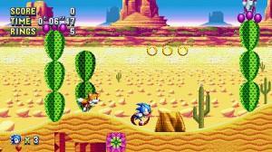 скриншот Sonic ManiaPlus Nintendo Switch #7