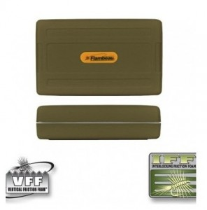 Ящик для рыболовных принадлежностей Flambeau FOAM FLY BOX Small  11,43x7,62x3,17 (2406F)