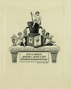 фото страниц Занимательная медицина в картинках для врачей и сочувствующих им граждан. Медицинский экслибрис. В 2-х томах #7