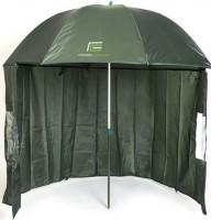 Зонт рыболовный с тентом FEEDER CONCEPT GLOSTER  205Х205х180см / FC (FC-10904)