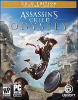Игра Ключ для Assassin's Creed Odyssey: Gold Edition +DLC - RU