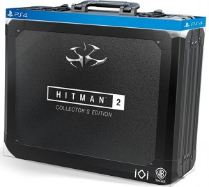 игра Hitman 2 Collectors Edition PS4 - Русская версия