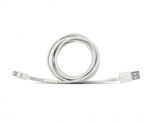 фото Кабель Fresh 'N Rebel Fabriq Lightning Cable 1,5m Cloud (2LCF150CL) #3