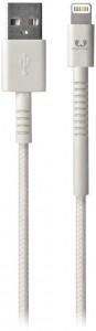 Кабель Fresh 'N Rebel Fabriq Lightning Cable 3m Cloud (2LCF300CL)