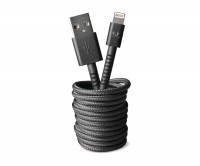 Кабель Fresh 'N Rebel Fabriq Lightning Cable 3m Concrete (2LCF300CC)
