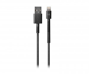фото Кабель Fresh 'N Rebel Fabriq Lightning Cable 3m Concrete (2LCF300CC) #3