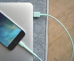 фото Кабель Fresh 'N Rebel Fabriq Lightning Cable 3m Peppermint (2LCF300PT) #4