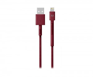 Кабель Fresh 'N Rebel Fabriq Lightning Cable 3m Ruby (2LCF300RU)