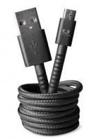 Кабель Fresh 'N Rebel Fabriq Micro USB Cable 1,5m Concrete (2UCF150CC)