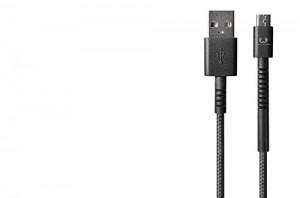фото Кабель Fresh 'N Rebel Fabriq Micro USB Cable 1,5m Concrete (2UCF150CC) #2