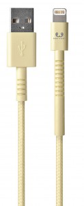 Кабель Fresh 'N Rebel Fabriq Lightning Cable 1,5m Buttercup (2LCF150BC)