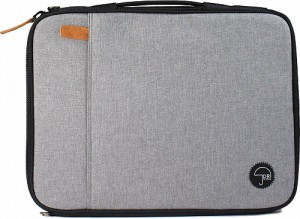 Чехол для ноутбука PKG LS01 Laptop Sleeve Light Grey 15 (LS01-15-DRI-LGRY)