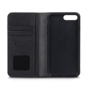 Подарок Чехол Moshi Overture Wallet Case Charcoal Black for iPhone 8 Plus/7 Plus (99MO091002)