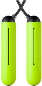 Силиконовые накладки на ручки для скакалки Tangram Soft Grip Green
