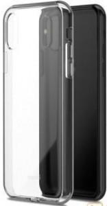 Чехол-накладка Moshi Vitros Slim Stylish Protection Case Crystal Clear for iPhone X (99MO103901)