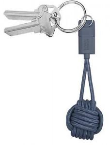 фото Кабель синхронизатор Native Union Key Cable Lightning Marine (KEY-KV-L-MAR) #2