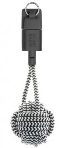 Кабель синхронизатор Native Union Key Cable Lightning Zebra (KEY-KV-L-ZEB)