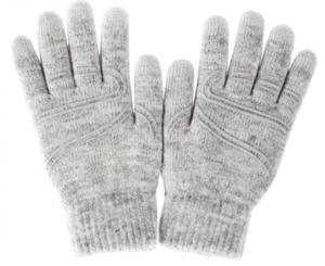Подарок Сенсорные перчатки Moshi Digits Touch Gloves Light Gray S/M (99MO065011)