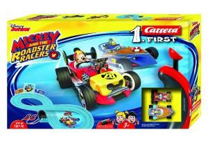 фото Автотрек Carrera First Микки и гонки роадстеров, длина трассы 2.4м (CR-20063012) #4