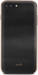 Чехол Moshi iGlaze Ultra Slim Snap On Case Armour Black for iPhone 8 Plus/7 Plus (99MO090009)