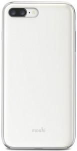 Чехол Moshi iGlaze Ultra Slim Snap On Case Pearl White (99MO090101)