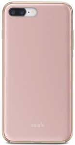 Чехол Moshi iGlaze Ultra Slim Snap On Case Taupe Pink (99MO090305)