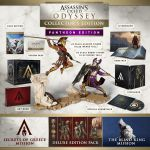 игра Assassin's Creed Odyssey Pantheon Collector's Edition PS4
