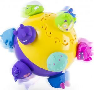 Развивающая игрушка Spin Master  'Веселый мячик Chuckle Ball' (SM47100)
