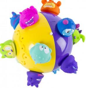 фото Развивающая игрушка Spin Master  'Веселый мячик Chuckle Ball' (SM47100) #4