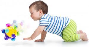 фото Развивающая игрушка Spin Master  'Веселый мячик Chuckle Ball' (SM47100) #3