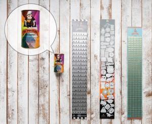 фото Набор мини-постеров на холодильник My Posters Mini edition #3