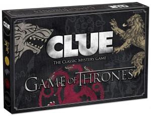 Настольная игра Winning Moves 'Cluedo - Game of Thrones' (027410WM)