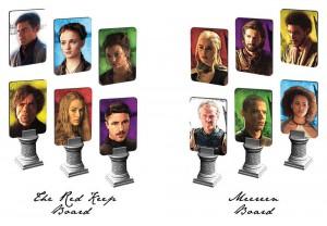 фото Настольная игра Winning Moves 'Cluedo - Game of Thrones' (027410WM) #4