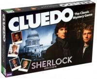 Настольная игра Winning Moves 'Cluedo - Sherlock Game' (019514)