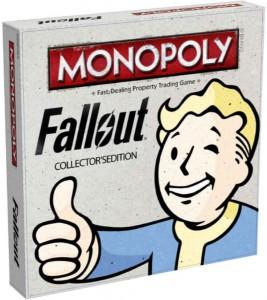 Настольная игра Winning Moves 'Monopoly - Fallout' (027168)