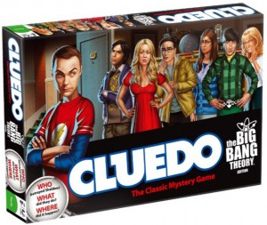 Настольная игра Winning Moves 'Cluedo - Big Bang Theory' (021173)