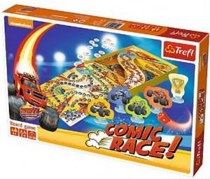 Настольная игра Trefl 'Comic race' (TFL-01480)