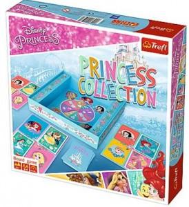 Настольная игра Trefl Принцессы Диснея