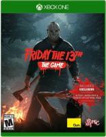 игра Friday the 13th Xbox One - Русская версия