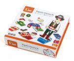 Набор магнитов Viga Toys 'Гардероб мальчика'(50021VG)