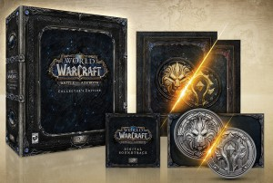 игра World of Warcraft: Battle for Azeroth Collector's Edition - PC
