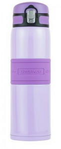 Термос  Uzspace (410ml) фиолетовый (4055PL)