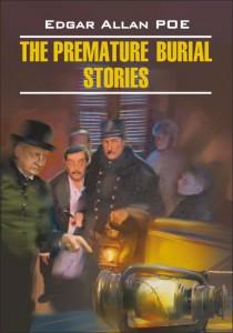 Книга The Premature Burial Stories